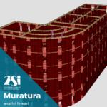 Muratura: analisi lineari