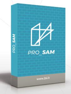 scatola PRO_SAM