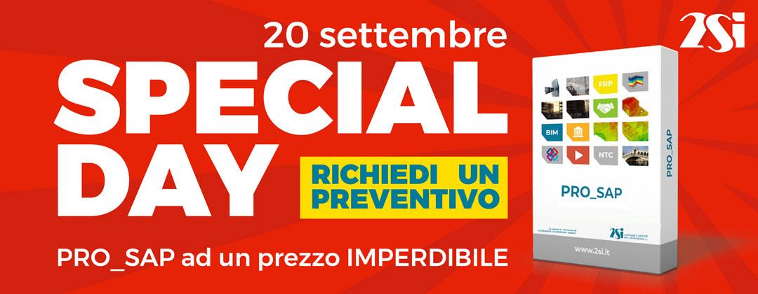 special DAY 20 settembre