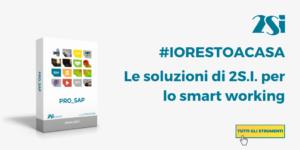 #iorestoacasa smart working
