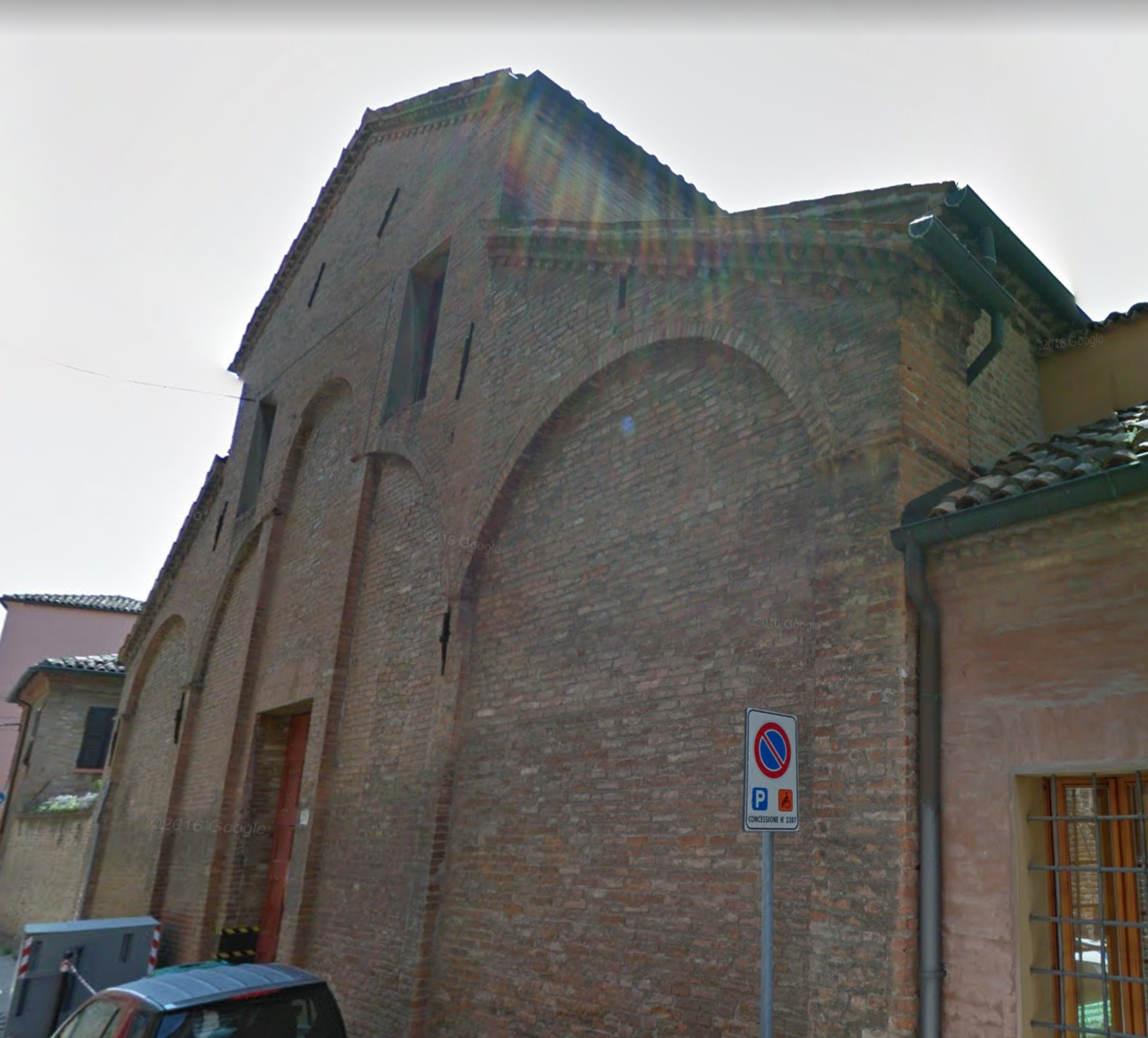 Ex-chiesa di San Martino Ferrara