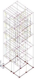 torre in muratura telaio equivalente