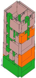 analisi statica non lineare torre in muratura