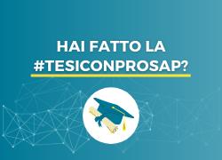 #tesiconprosap